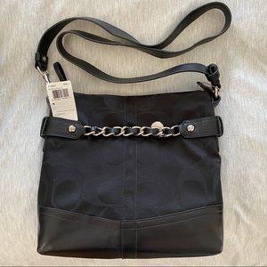 NWT Coach Black Crossbody Handbag Purse
